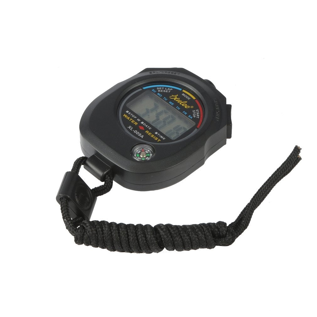 Digital LCD Sports Stopwatch