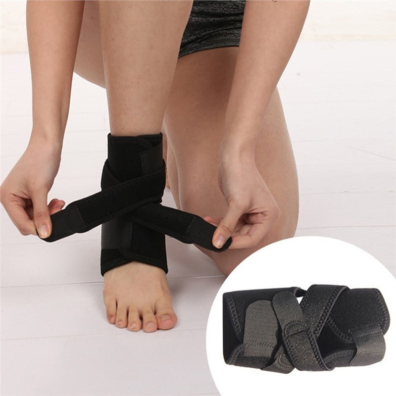 Elastic Adjustable Ankle Support