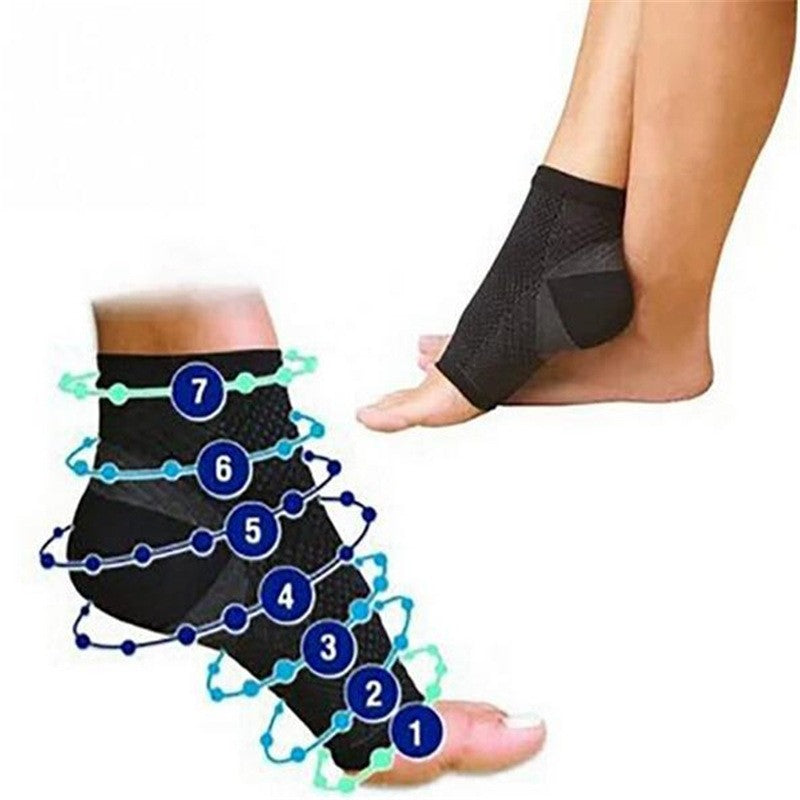 Sports Ankle Pressure Socks