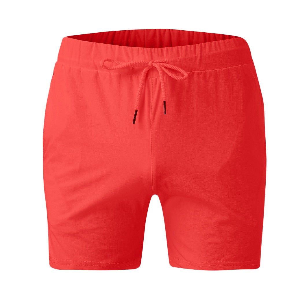 Elastic Rope Sports Shorts