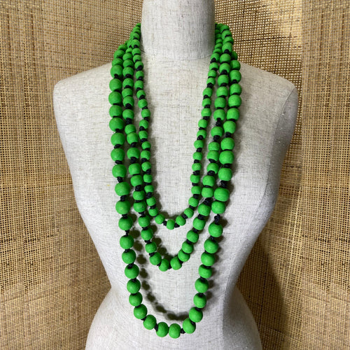 Nala Necklace - Green