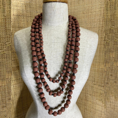 Nala Necklace - Brown