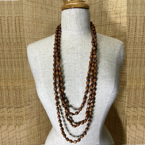 Aponi Necklace - Mocha