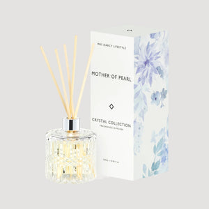 Diffuser -  Mother of Pearl  (Lemongrass and Coconut)