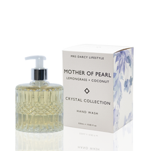 Mrs Darcy Hand Wash - Mother of Pearl (Lemongrass and Coconut)