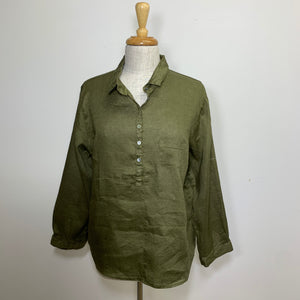 breeze shirt khaki