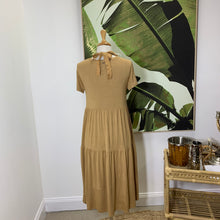 Sorella Dress - Tan