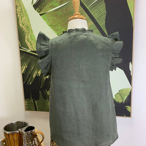 Phoenix Top One Size / Khaki