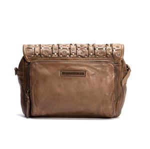 Mahson & Co. - Take Me With You Clutch (Mud)