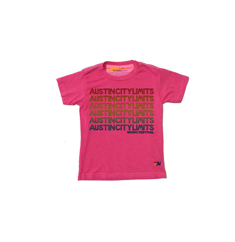 Aviator Nation Girls Tee