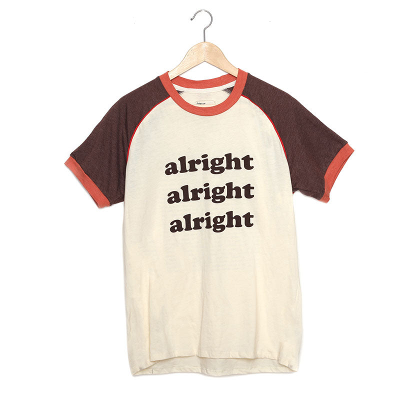 2017 Alright Alright Alright Lineup Tee
