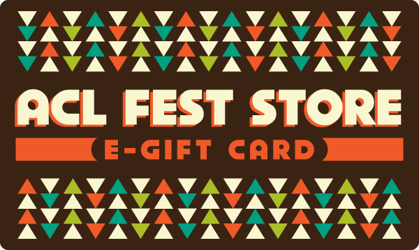 ACL Music Festival - eGift Card
