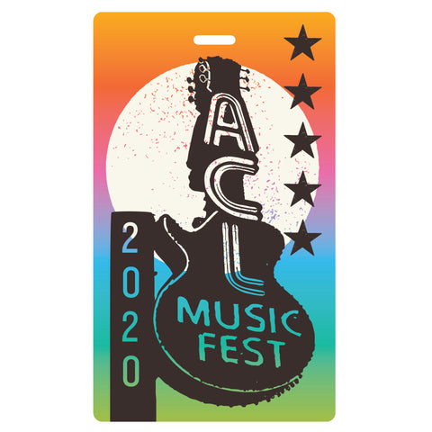 2020 ACL Credential