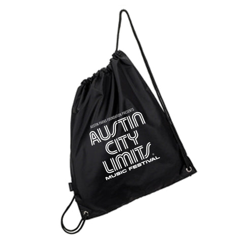 Logo Cinch Bag