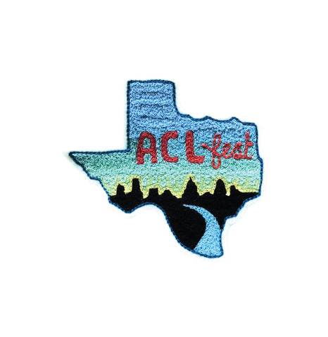 Ft. Lonesome Patch for ACL Festival