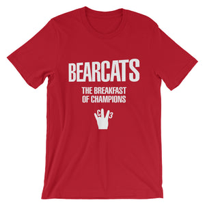 Bearcats: The Breakfast of Champions T-Shirt