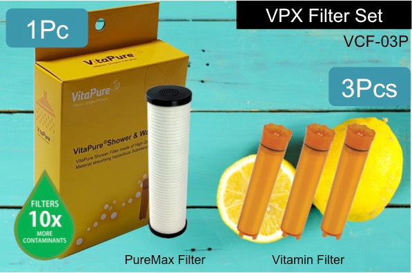 PureMax Filter and Vitamin Filter replacement Pack