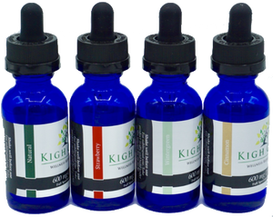 CBD Oil: 600mg/20mg
