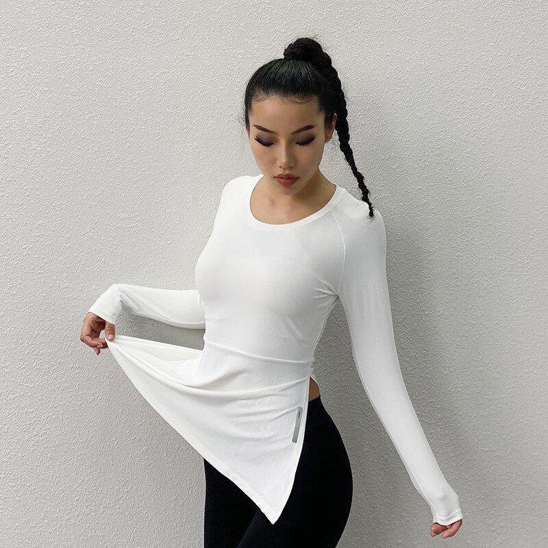 HUGA Long Sleeve