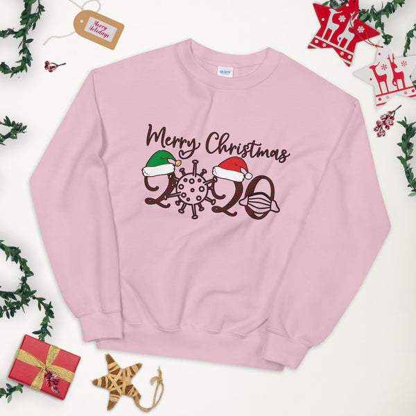 Merry Christmas 2020 Unisex Sweatshirt