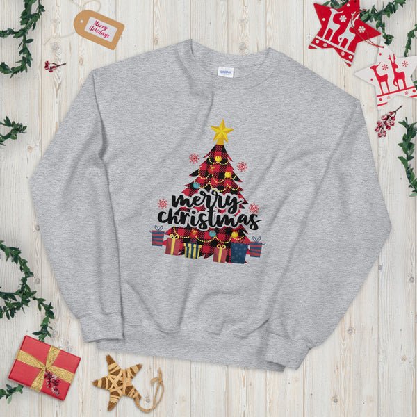 Merry Christmas Unisex Sweatshirt
