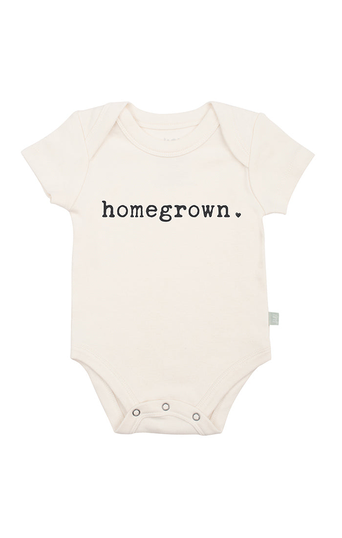 Homegrown Graphic Bodysuit - JoeyRae