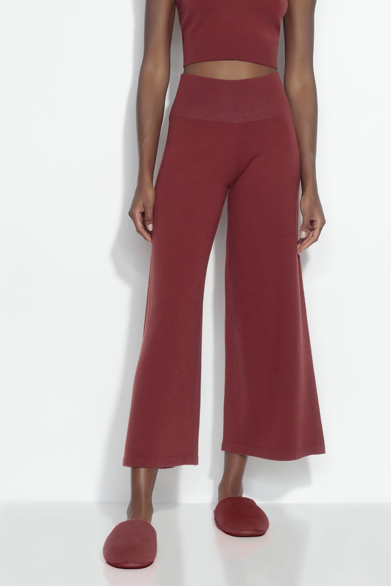 Sweater Wide Leg Pant - JoeyRae