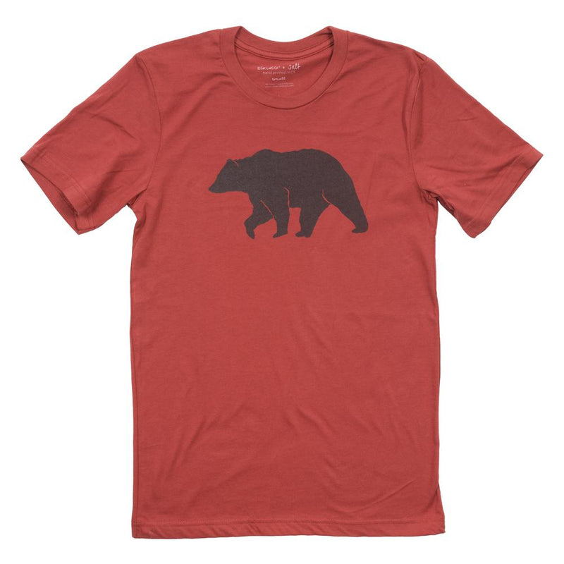 Brown Bear Tee - JoeyRae