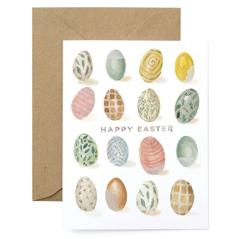 Easter Egg Card - JoeyRae