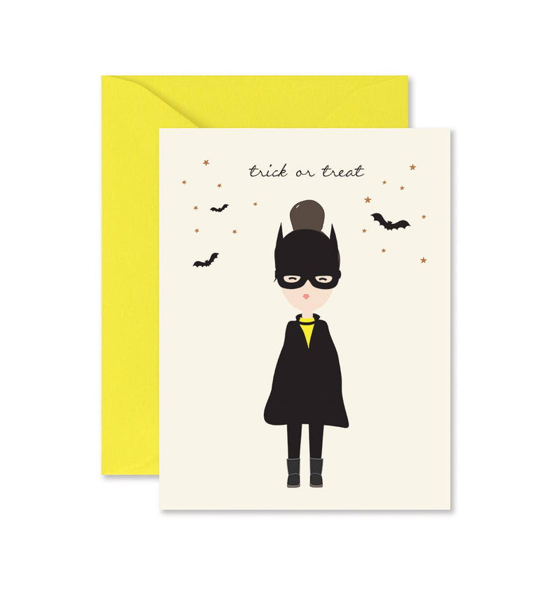 Bat Girl Card - JoeyRae