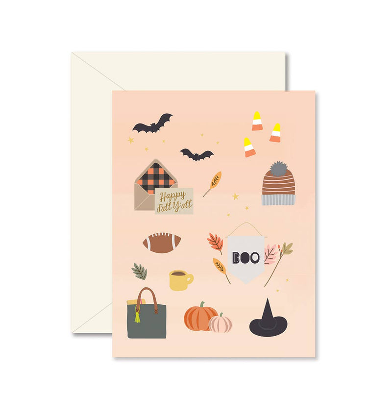 Forever Fall Greeting Card - JoeyRae