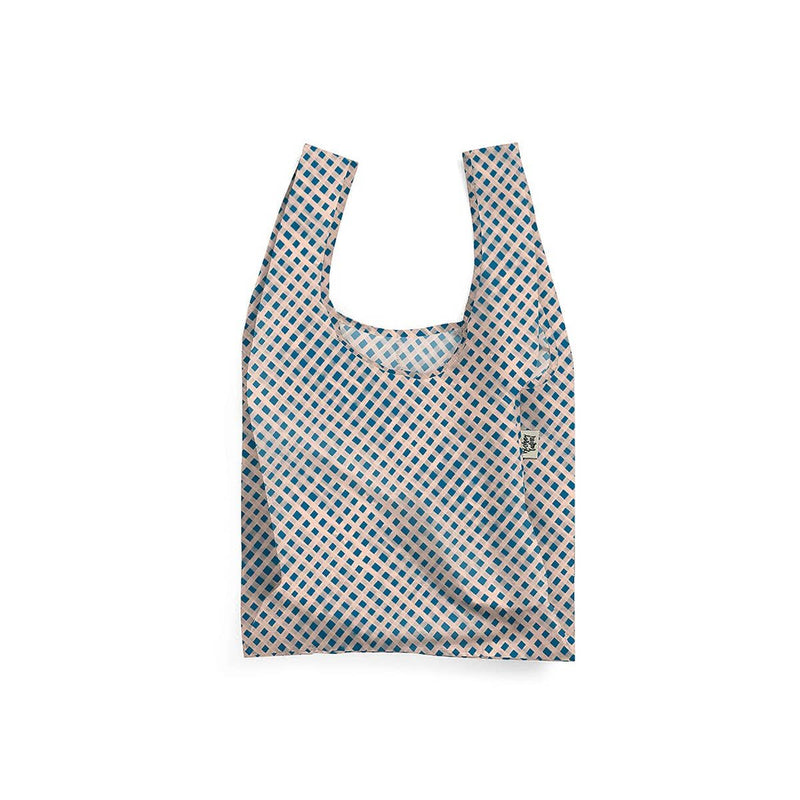 Gingham Reusable Shopping Bag - JoeyRae