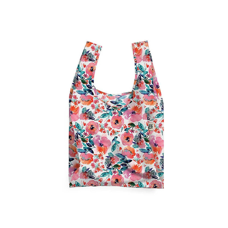 Candy Florals Reusable Shopping Bag - JoeyRae