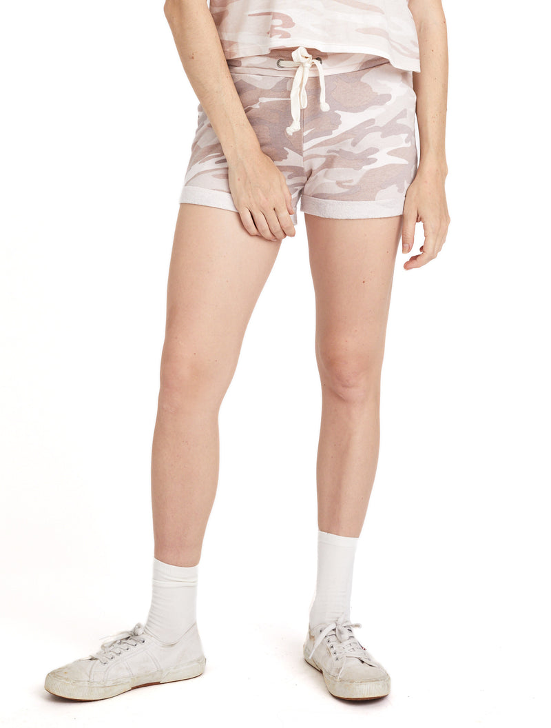 Cozy Fleece Short