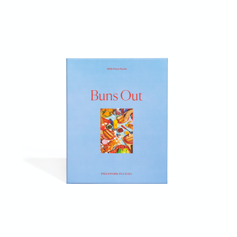 Buns Out 1000 Piece Puzzle - JoeyRae