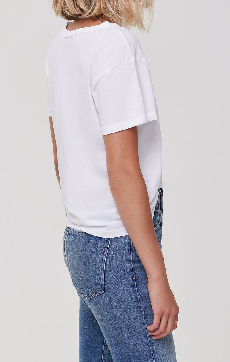 Betty Relaxed T-Shirt White