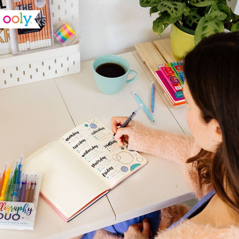 Calligraphy Duo Double Ended Markers - JoeyRae