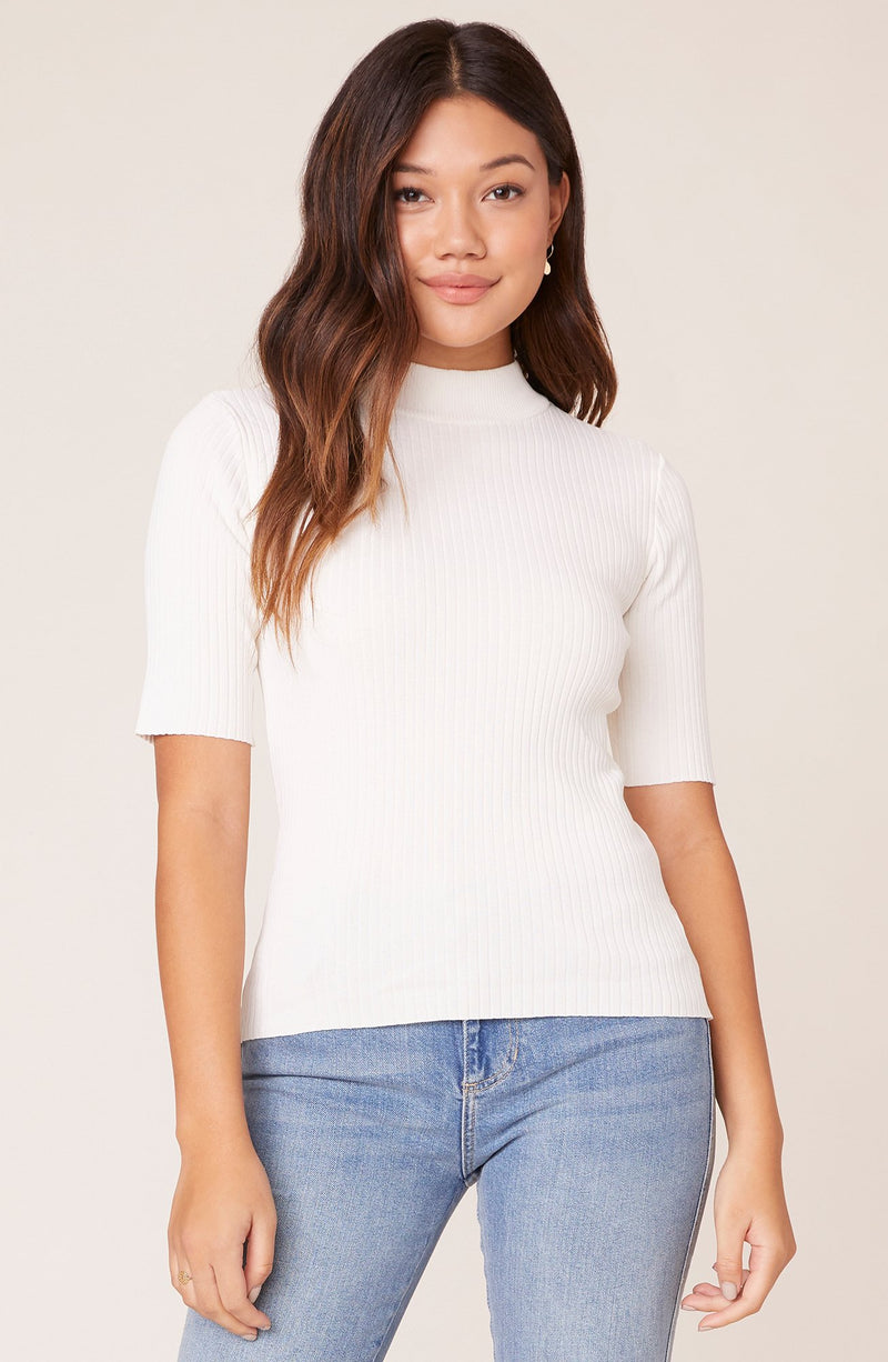 Can't Tank It Short Sleeve Top - JoeyRae