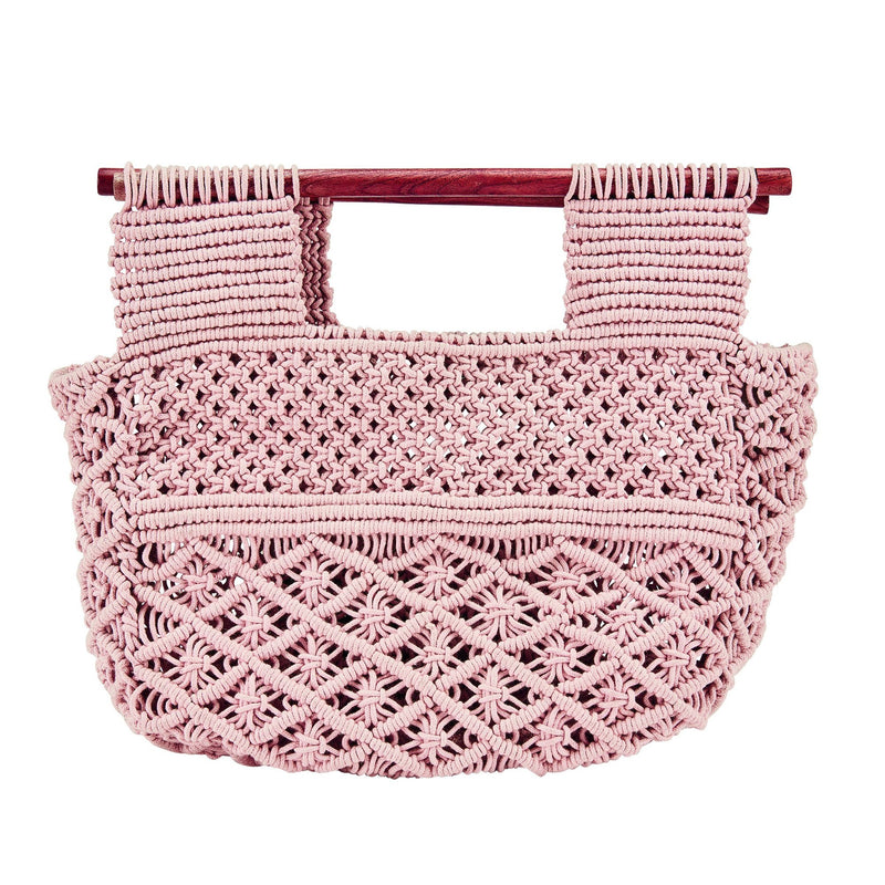 Art Deco Macrame Bag - JoeyRae