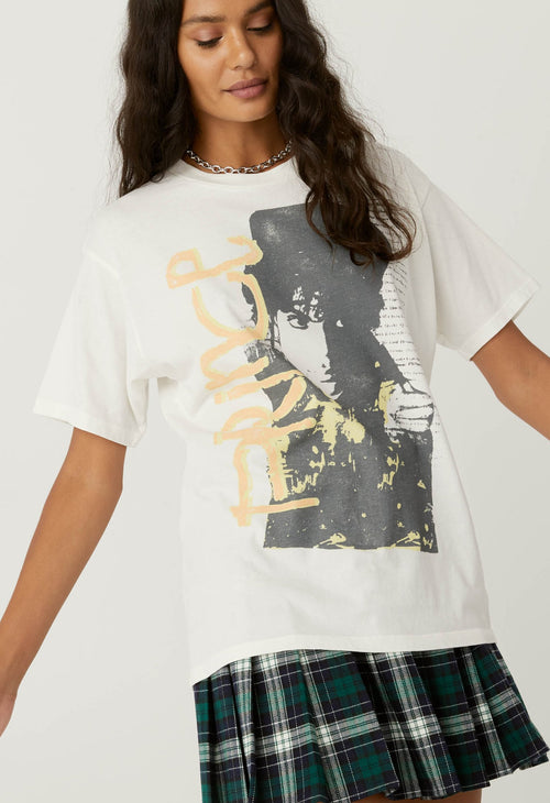 Prince Sign Of The Times Weekend Tee - JoeyRae