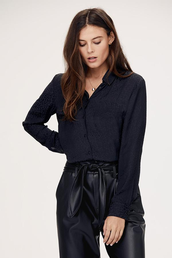 Portman Button Down Blouse - JoeyRae