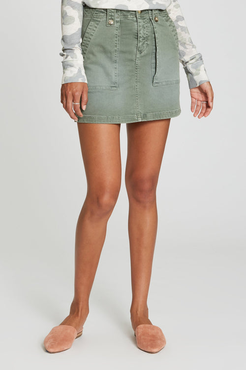 Shay High Rise Skirt - JoeyRae