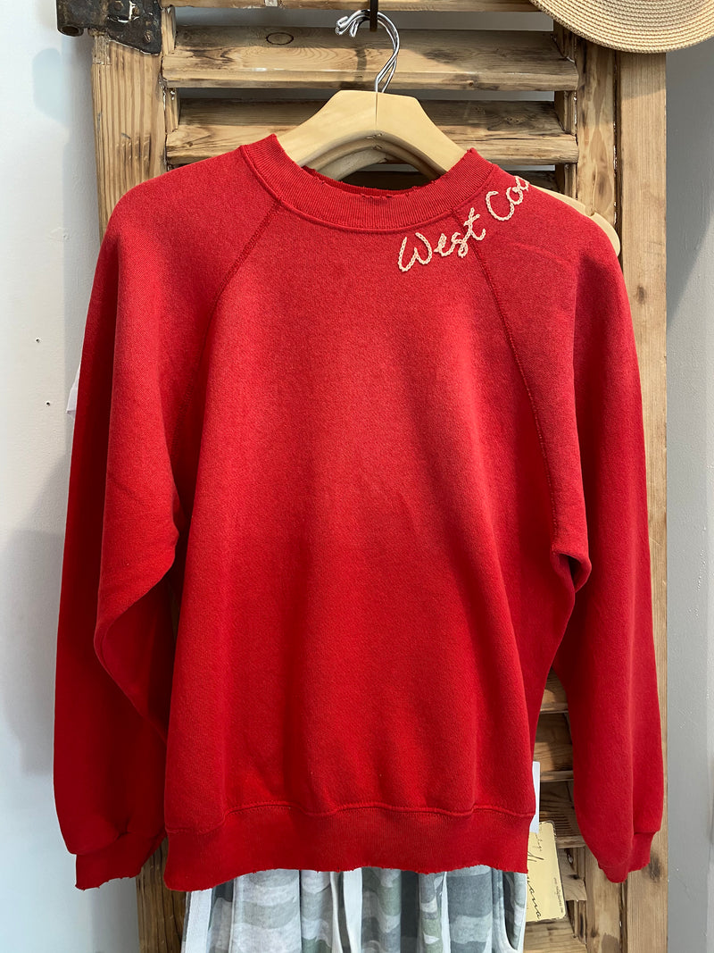 Vintage West Coast Sweatshirt - JoeyRae