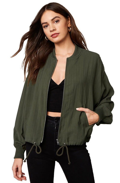 Great Escape Bomber Jacket - JoeyRae