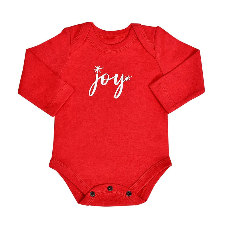 Joy Long Sleeve Bodysuit - JoeyRae