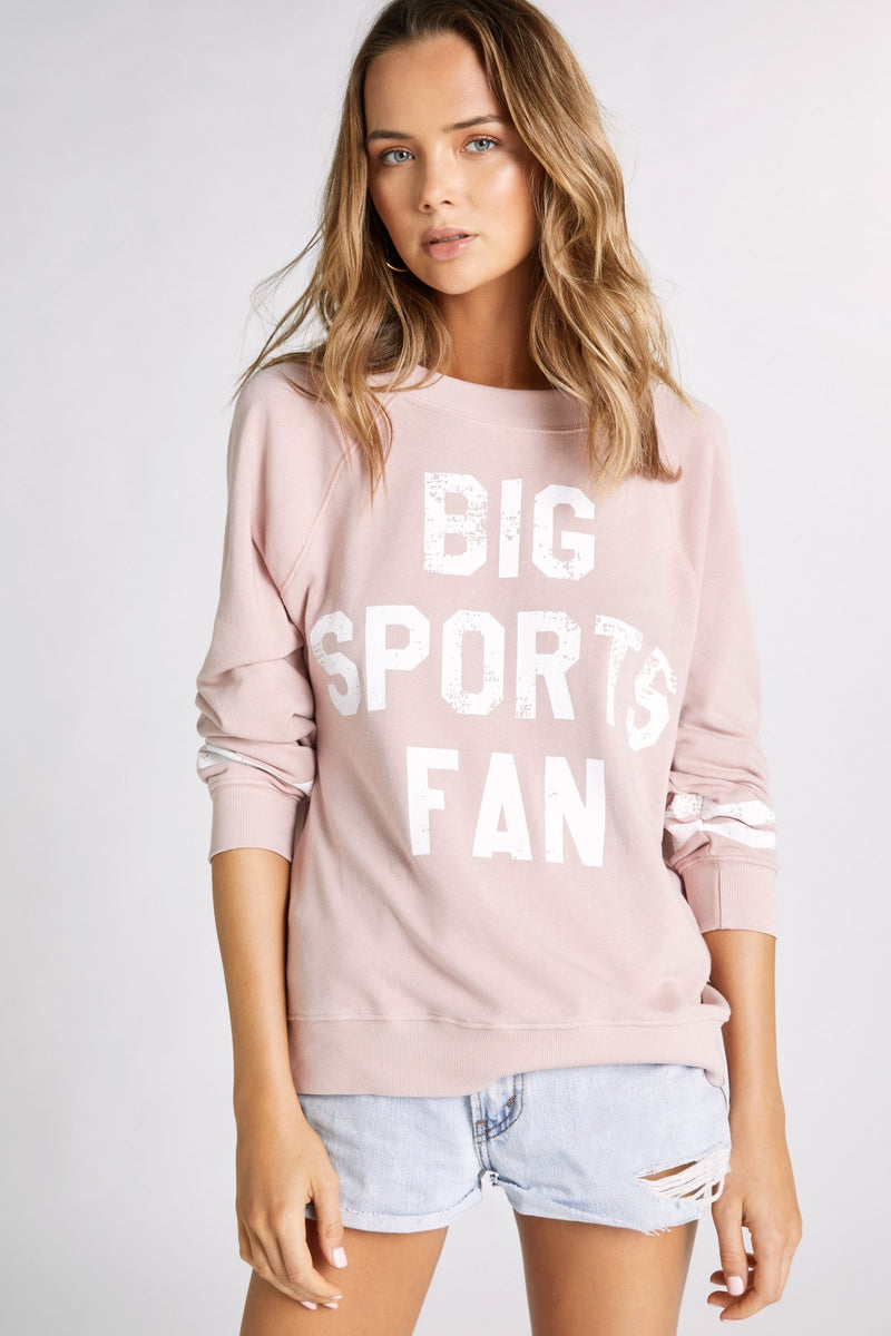 Big Sports Fan Sommers Sweater - JoeyRae