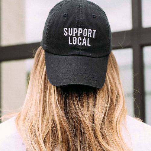 Support Local Hat - JoeyRae