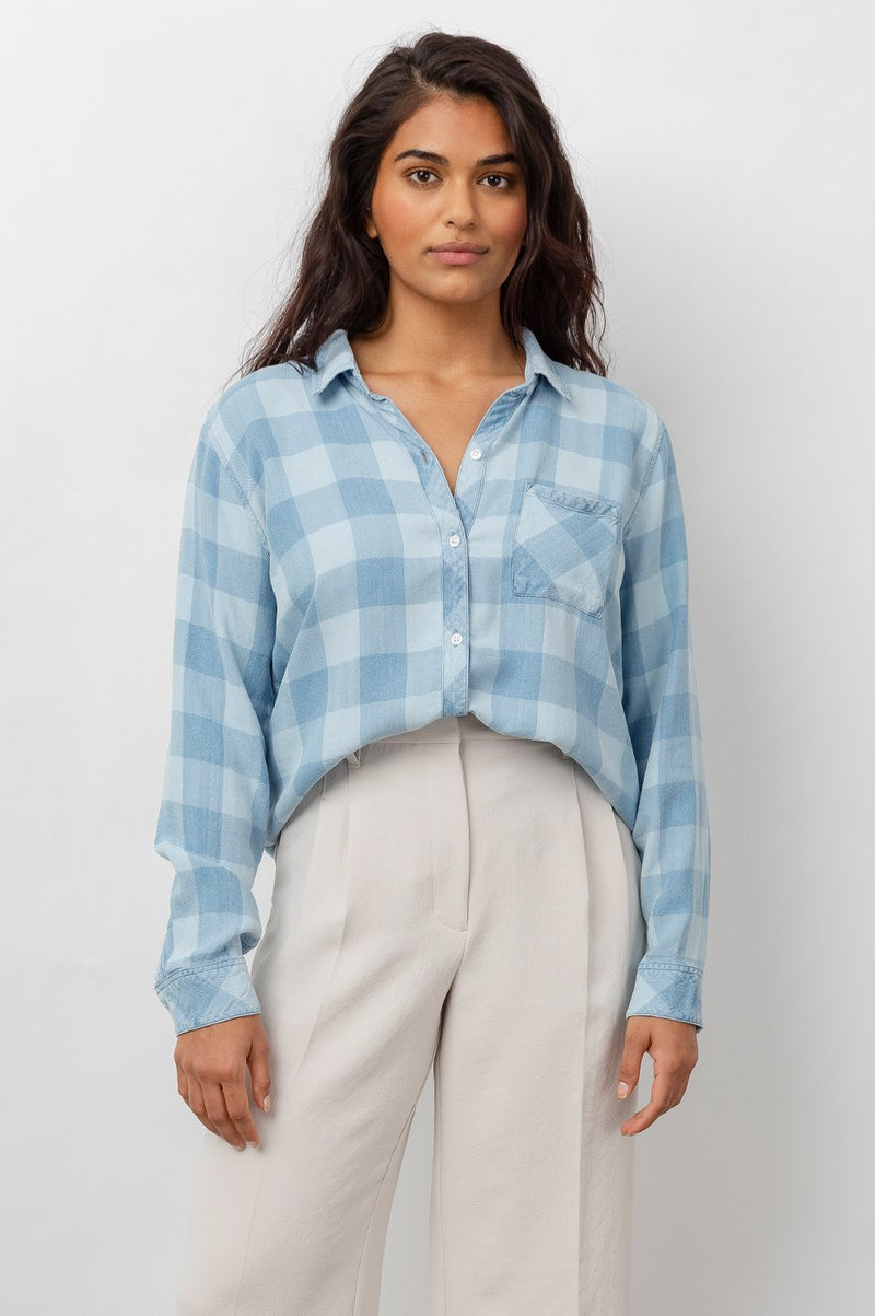 Hunter Blouse Cascade - JoeyRae