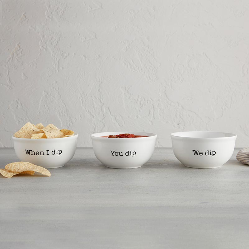 When I Dip Ceramic Bowl - JoeyRae