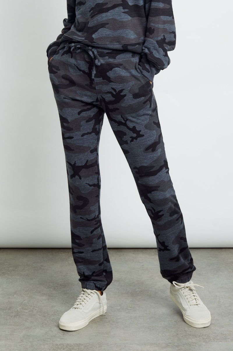 Kingston Sweatpants Iron Camo